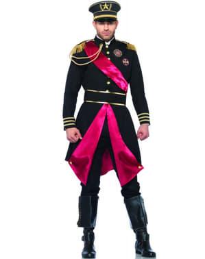 Disfraz de general militar para hombre