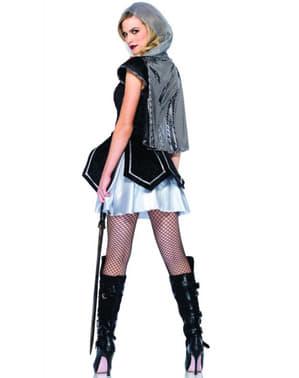 Königliche Kriegerin Kostüm für Damen