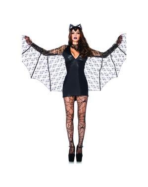 Costume da pipistrello donna