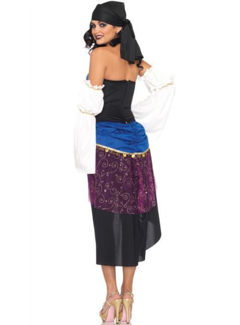 Disfraz de gitana hechicera para mujer - mujer