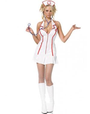 Krankenschwester Kostüm für Damen sexy