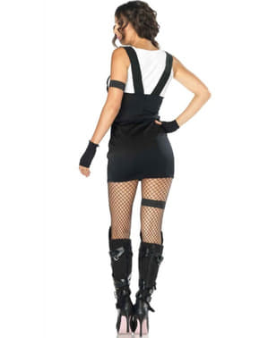 Disfraz de oficial S.W.A.T. para mujer