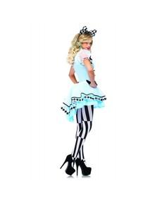 Costume da Alice psichedelica donna