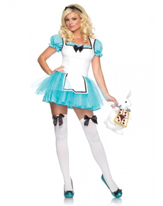 Woman's Enchanted Alice costume