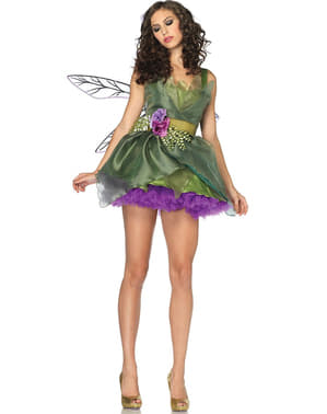 Fairy from enchanted land costume for women