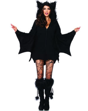 Dámský kostým roztomilý netopýr
