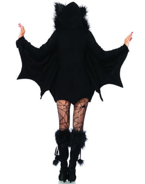 Costume da pipistrello adorabile donna