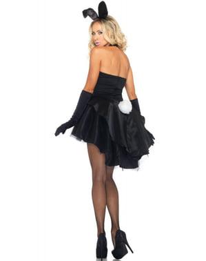 Costum de iepuraș smoking pentru femeie