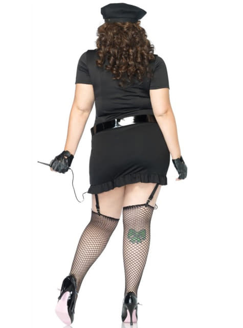 Sexy cop costume for a woman