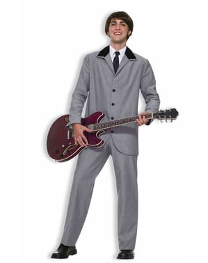 Costum de muzician britanic