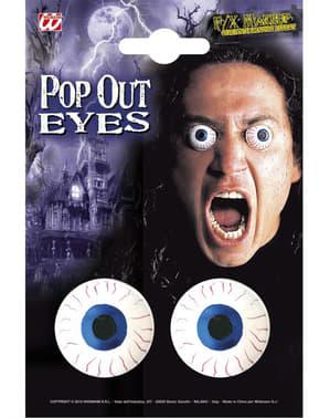 Mens Terrifying Eyes