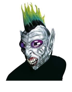 Masque alien punk homme