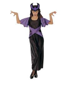 Kostuum koningin van de duisternis voor vrouwen