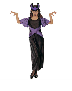 Womens Queen of Darkness Costume