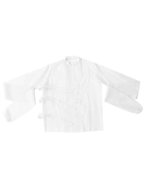 Camisa de fuerza de lunático para adulto