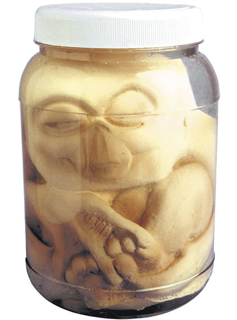 Alien Embryo in a Jar