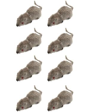 Topi giocattolo in miniatura