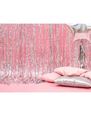 Tenda di frange color olografico di 5,2m