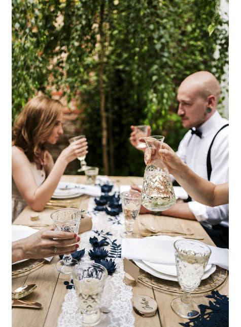 10 puista nimikortinpidikettä - Rustic Wedding