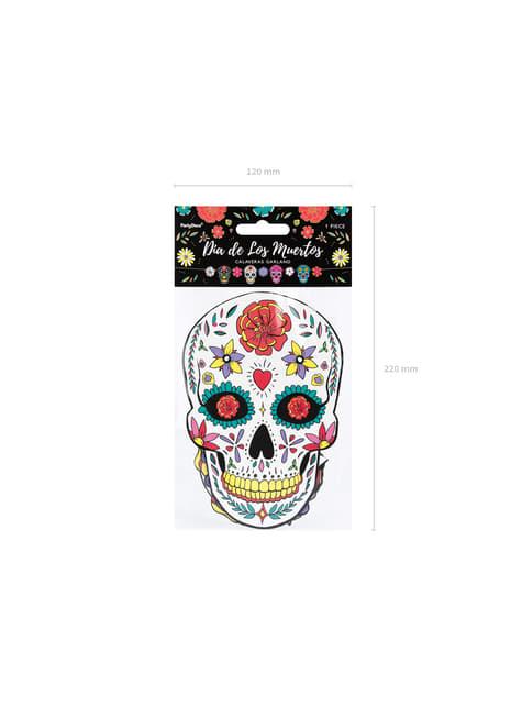 Guirnalda de calaveras y flores multicolor - Dia de Los Muertos Collection - original