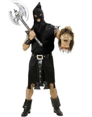 Costum de călău rău pentru bărbat