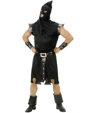 Ond bøddel kostume til mænd