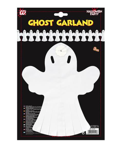 Ghostly garland