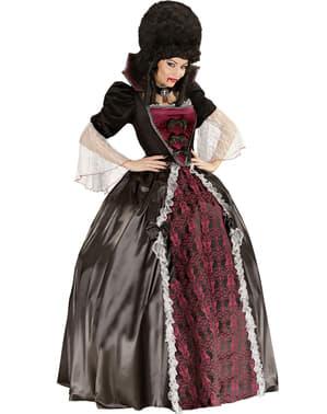 Vampyr kostyme for dame