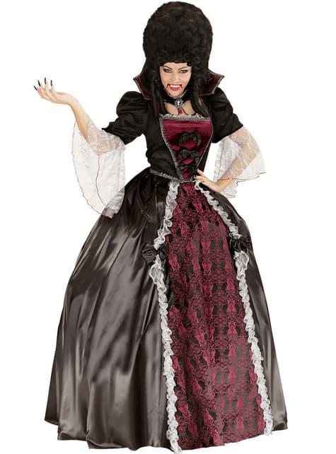 Disfraz de vampiresa para mujer - mujer