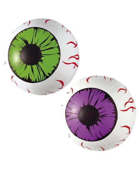 Store blodige øjne
