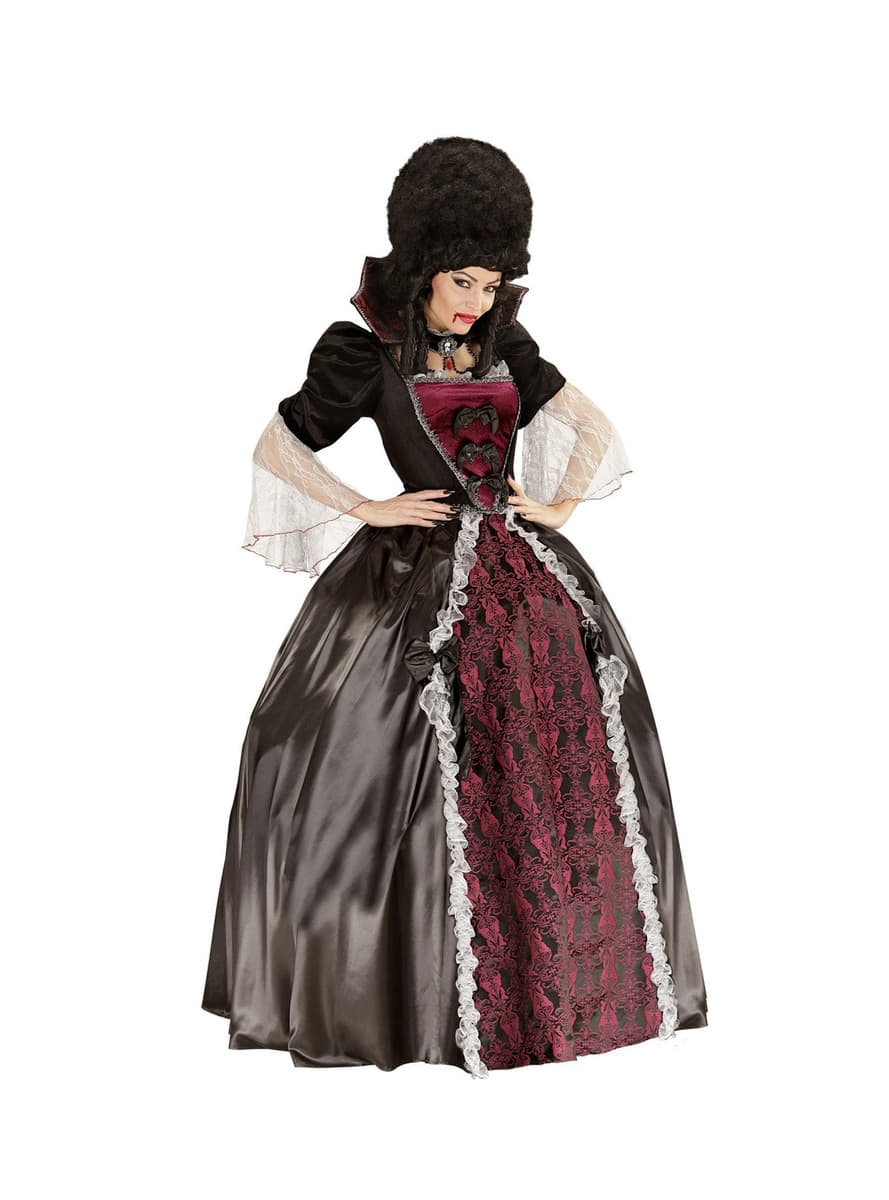 d guisement vampire femme grande taille funidelia. Black Bedroom Furniture Sets. Home Design Ideas