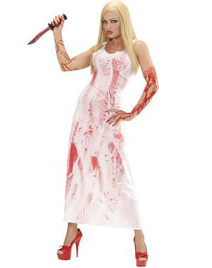 Blutende Maria Kostüm für Damen