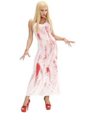 Costume da bloody Mary donna