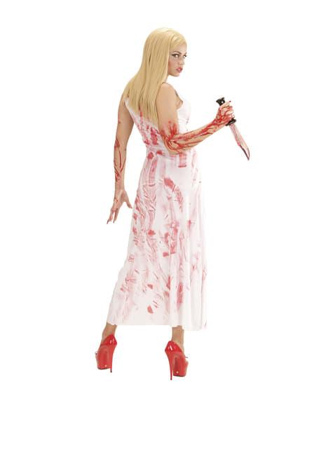 Fato de Maria Sangrenta para mulher