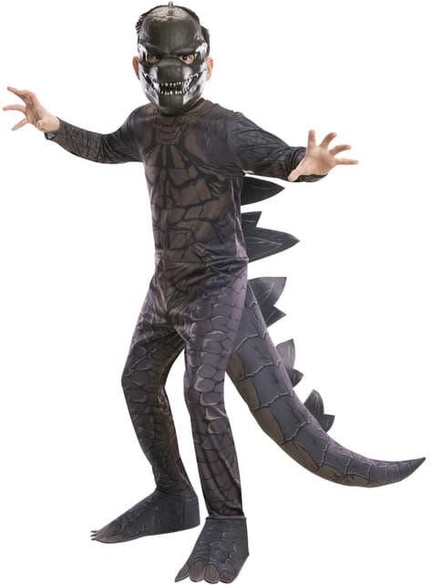 Disfraz de Godzilla para niño
