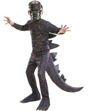Déguisement Godzilla garçon