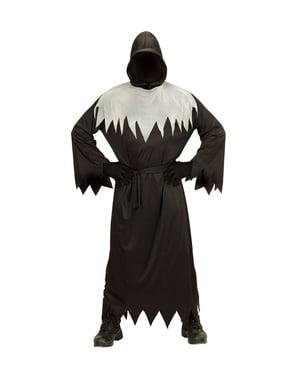 Férfi plusz méret halál a sötétség ruha