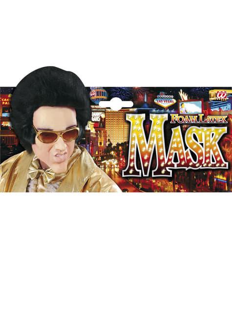 Máscara rey del rock para hombre