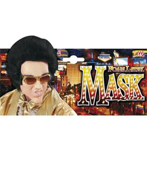 Maschera re del rock uomo