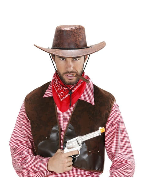 Feisty cowboy hat