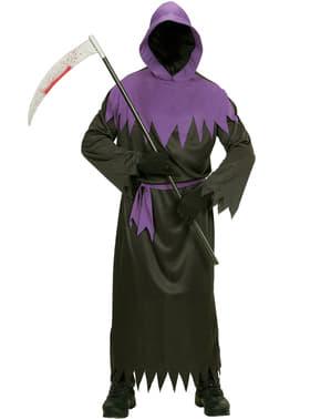 Mörka Döden Maskeraddräkt Herr