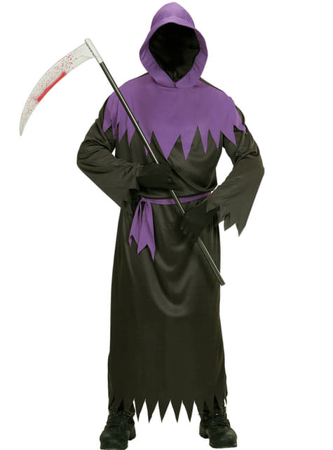 Chlapecký kostým temná smrt