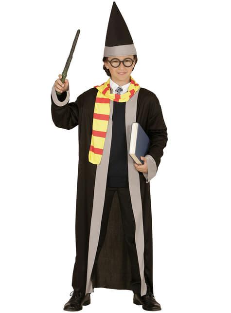 Boys Larry Magician Costume