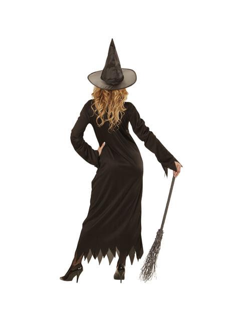 Dámský kostým okouzlující čarodějnice