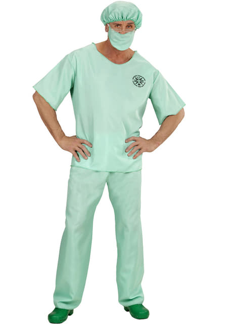 A&E Doctor Costume