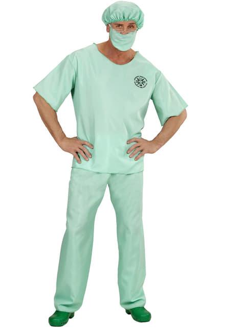 Мъжки костюм A&E Doctor