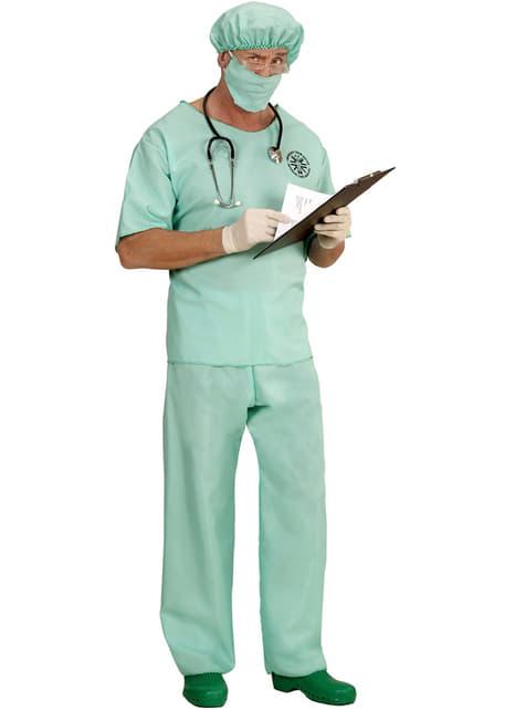 Disfraz de médico de urgencias - original