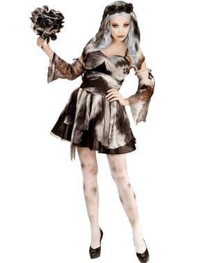 Død Brud Kostyme til Damer