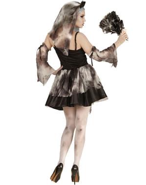 Dámský kostým zombie nevěsta