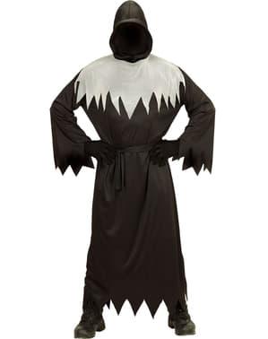 Mørk Død Kostyme til Men